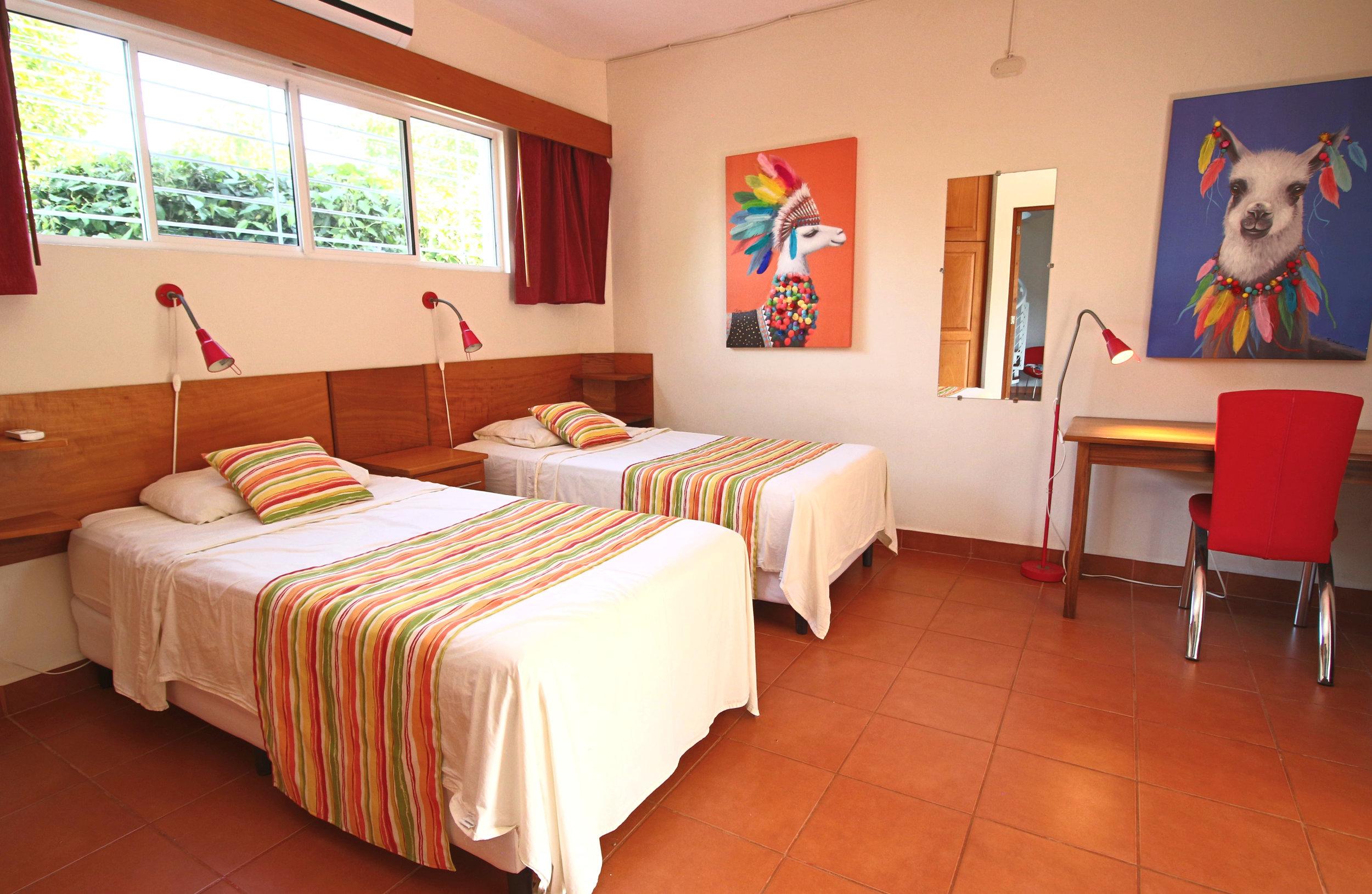 Bedroom 2, first floor