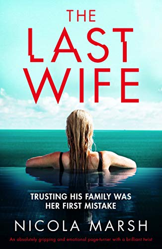 Out October 11th - Trusting his family was her first mistake.All Ria ever wanted was a family. Growing up alone in foster care, she imagined just how it would be. So when she fell in love with Grayson and had their daughter Shelley, she was determined to make his family love her too. She knew she'd never fit in with her glamorous sisters-in-law, or at the exclusive picture-perfect Chicago parties her mother-in-law threw, but with Grayson's arm around her waist she tried her best to be a Parker.Everything changed when Grayson disappeared.Until one morning, Grayson leaves the house for work and never comes home. Left to raise Shelley alone, Ria is forced to turn to her husband's family, to let her intimidating mother-in-law into her life, allow her to babysit Shelley, and accept her financial support. She tries to ignore the feeling that her sisters-in-law never thought she was good enough. They say they have no idea what happened to Grayson, and she tries very hard to believe them.But Ria is about to learn that every Parker wife has secrets.And protecting her daughter might come at a terrible price…Utterly compelling, The Last Wife is an emotionally-charged novel about what one woman will do to survive. Perfect for fans of Liane Moriarty, Kerry Fisher and The Other Woman.AMAZON IBOOKS