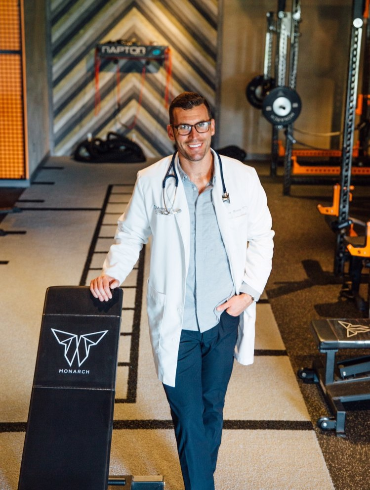 Dr. Ryan Greene - Doctor of Osteopathic Medicine at Monarch Athletic Club