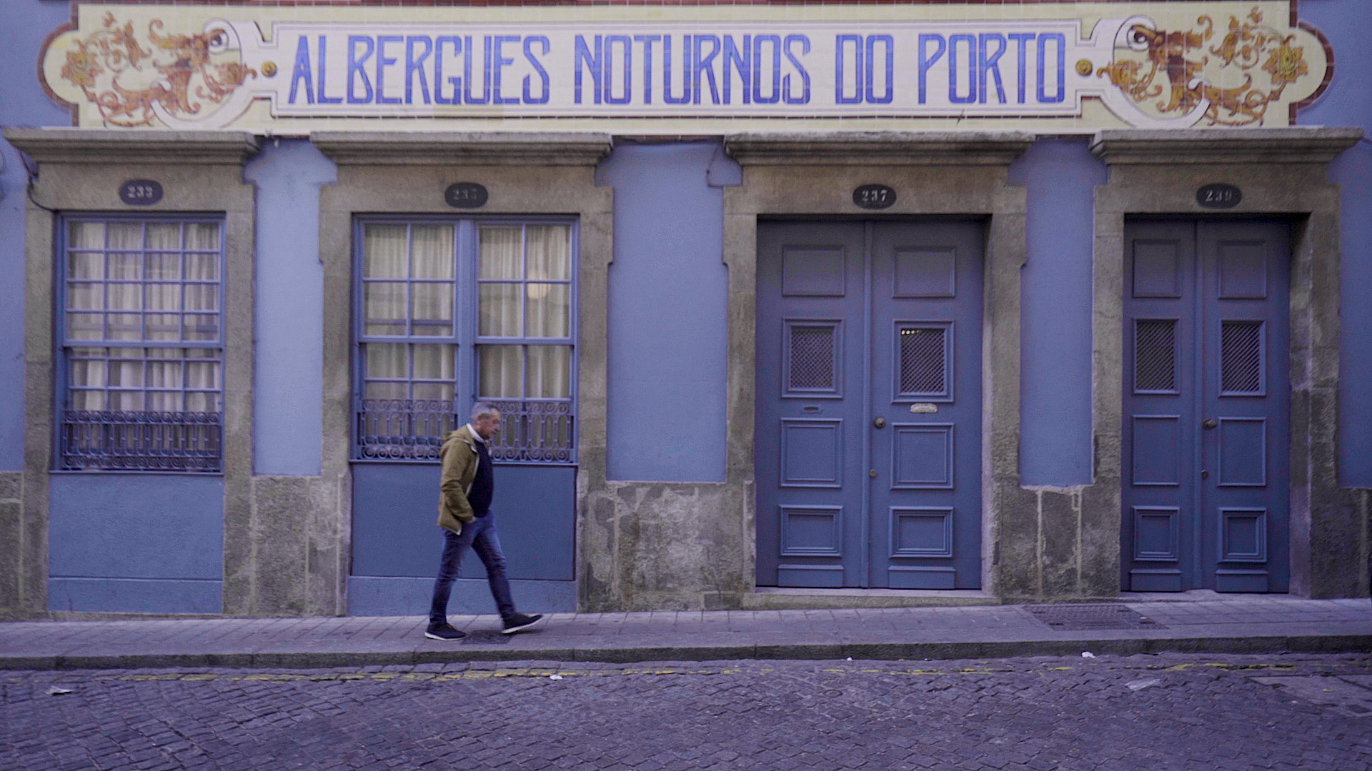 Simon Prize - Finalist - Short Film : Albuergues Noturnos do Porto2018