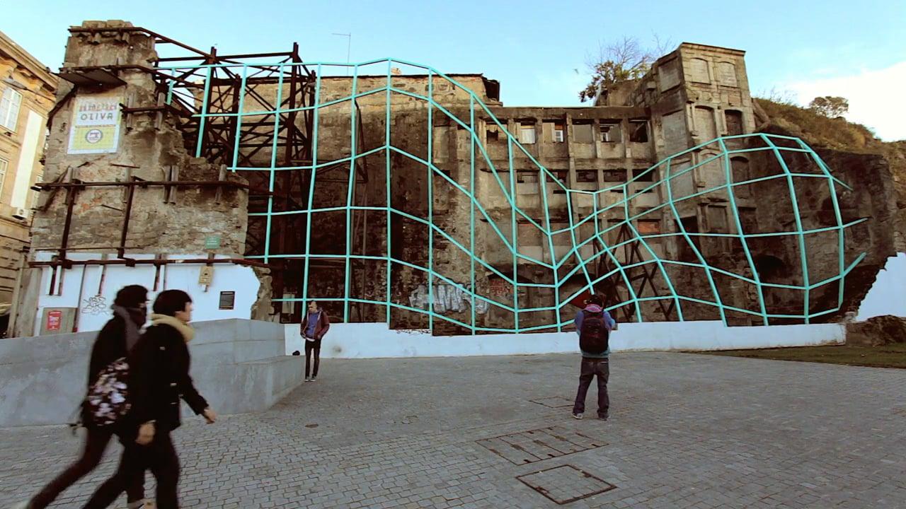 In\ Visible Cities - Urban Multimedia Festival 2015 - Screening - Short film: Metamorfose - FAHR 021.32015