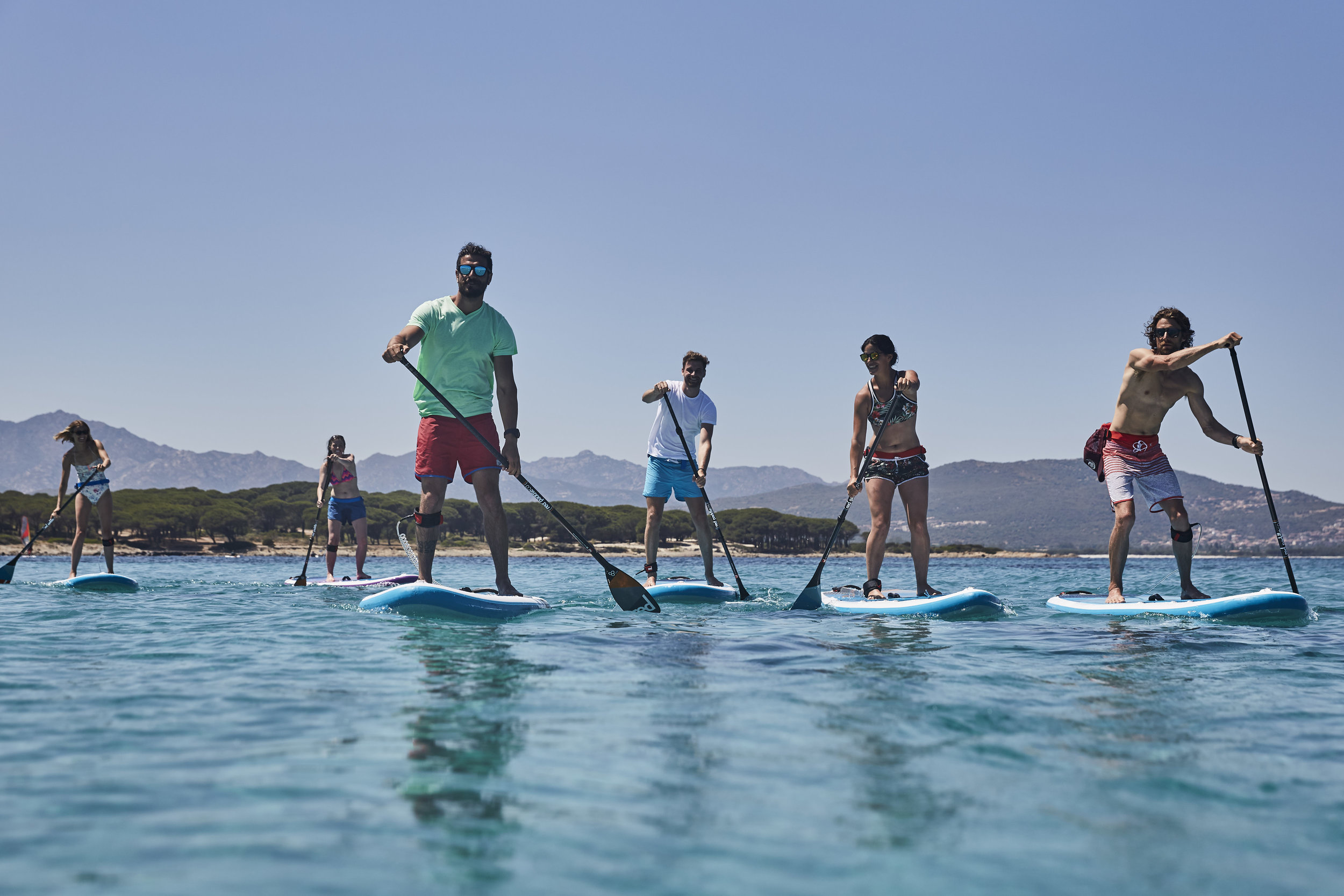 STAND-UP-PADDLE BOARD RENTAL