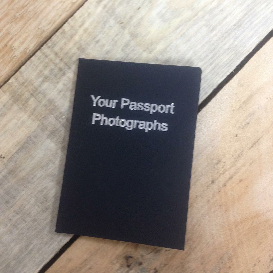 Passport Photos, Cowes, Isle of Wight — Two Elements