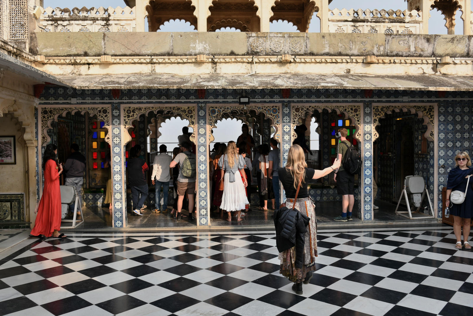 STEPWELL  Place based Study Travels / Curated Journeys