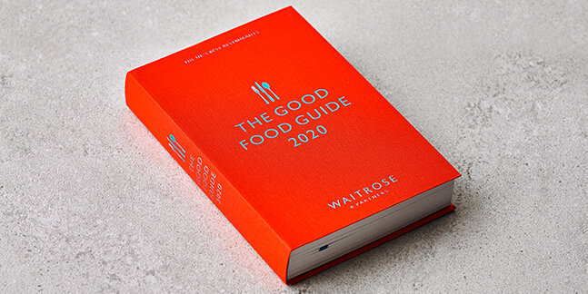 As featured in Waitrose's The Good Food Guide 2020 - Find out more here…