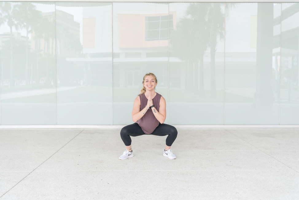 How to properly do a sumo squat