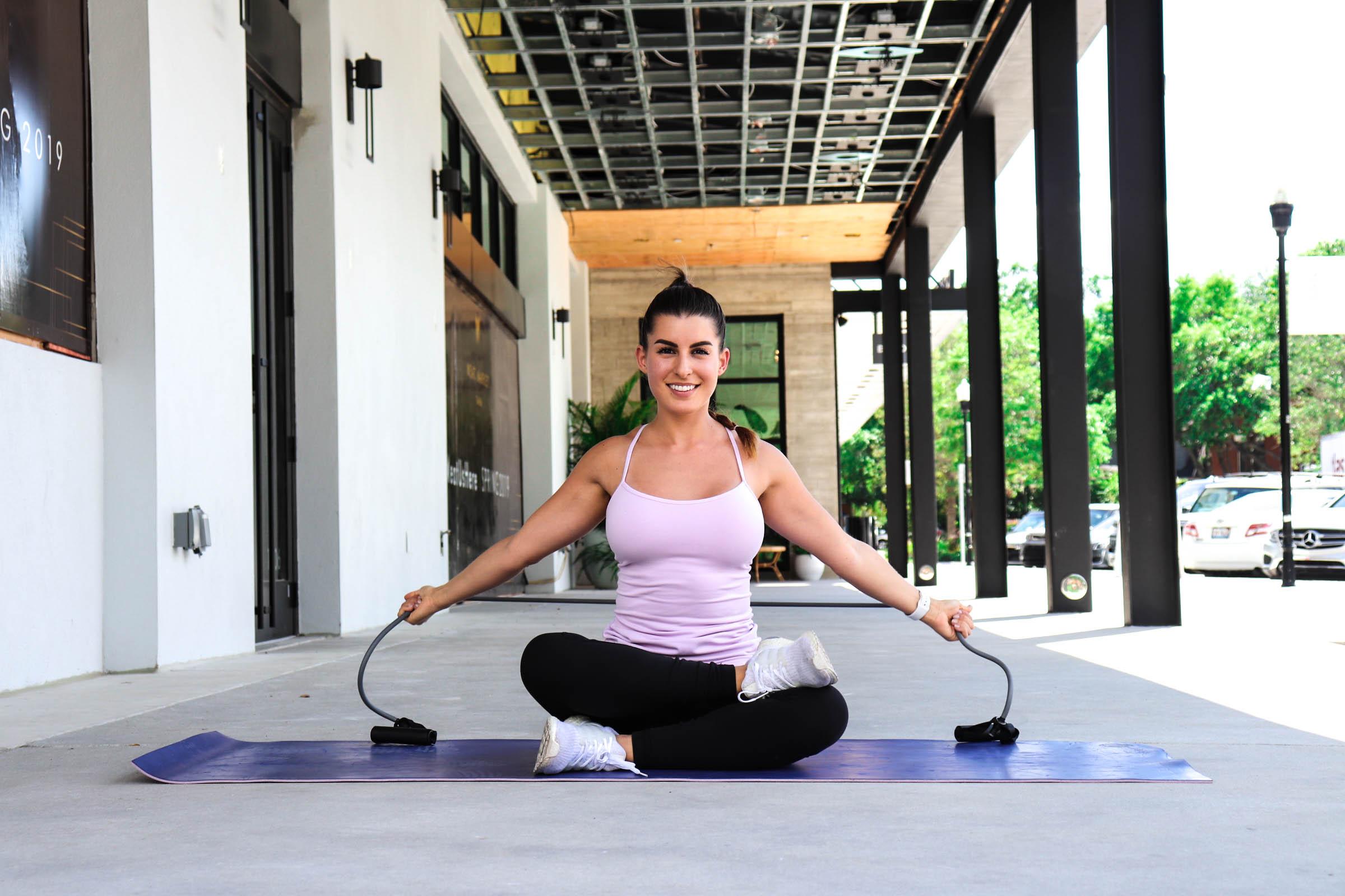 workout tutorials blog post