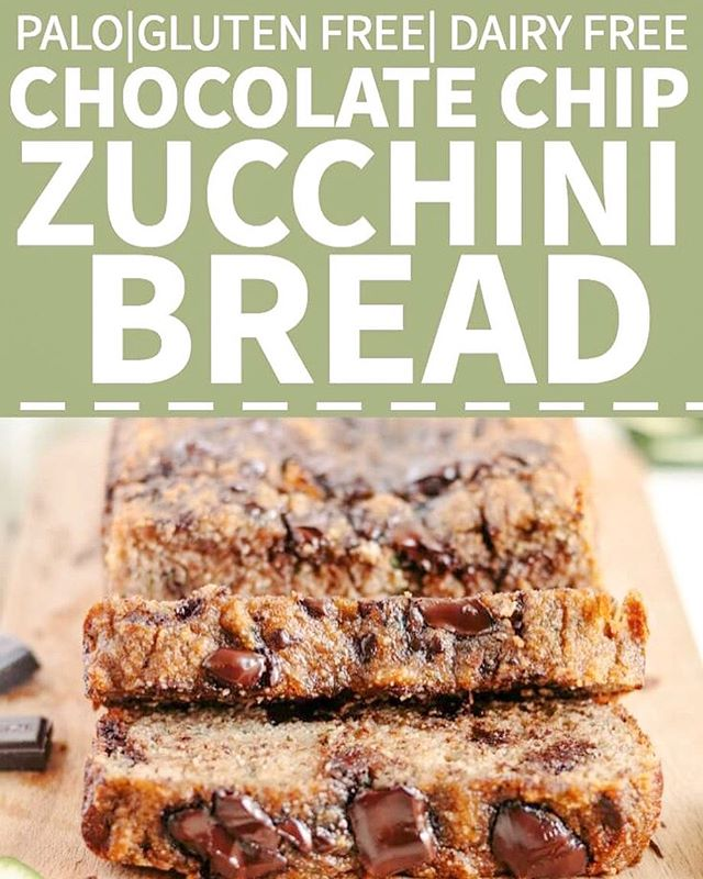 This paleo zucchini bread recipe is made with coconut flour, almond flour and shredded zucchini, which makes it a healthy baking must for the summer! It's easy, super moist and filled with chocolate chunks. If you follow a paleo diet or are just clean eating, this recipe is for you! - INGREDIENTS * 4 eggs room temperature * 1 large ripe banana mashed * ¼ cup pure maple syrup * 3 tablespoons coconut oil melted * 1 1/4 cups almond flour * 4 tablespoons coconut flour * 1 1/4 teaspoons baking soda * 1/2 teaspoon sea salt * 1 ½ teaspoons ground cinnamon * 1 cup grated zucchini from about 1 medium zucchini * ½ cup dark chocolate chunks plus more for topping (I used Enjoy Life chocolate chips) - INSTRUCTIONS * Preheat oven to 350°F and grease and line a 9x5 inch loaf pan with parchment paper non-stick spray. Set aside. * Grate the zucchini and spread the zucchini out on a few layers of paper towels. Place more paper towels on top and press out as much water as possible. Set aside. * In a large bowl or stand mixer fitted with the paddle attachment, beat together the eggs, mashed banana, maple syrup, and coconut oil on medium speed for 1-2 minutes. Fold the zucchini into the mixture with a rubber spatula. * Add the almond flour, coconut flour, baking soda, salt, and cinnamon to the wet ingredients and stir gently. Fold in the chocolate chunks. * Pour the batter into the prepared baking pan and spread evenly. Sprinkle with additional chocolate chunks. * Bake for 35-40 minutes or until a toothpick inserted into the center comes out clean. - - - - - #dynamiclifestylesolutions #paleobananabread #glutenfreerecipes #paleobread #bananabread #macrofrienlyrecipes #dairyfreerecipes #iam1stphorm #1stphorm #tampa #southtampa #tampafitness #bananabreadrecipe