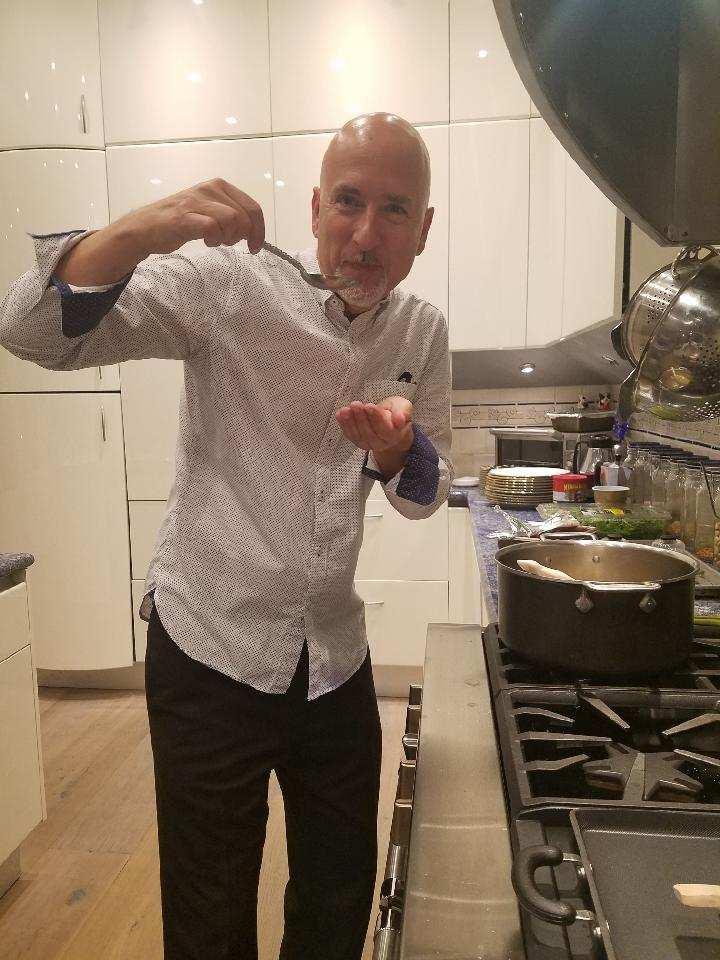 ITALIAN CULINARY TOURS - Dinner Theater - Chef Robert Gaglio
