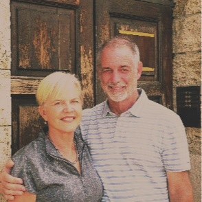 """Robert,Everything was BEYOND any """"perfect vacation"""" dream we could have imagined. Thank you, Robert! Your cooking and planning made Italy come alive for Randy and I. Loved every minute. Next year, Sicily! - - Mary Harper and Randy Mikkelson"""