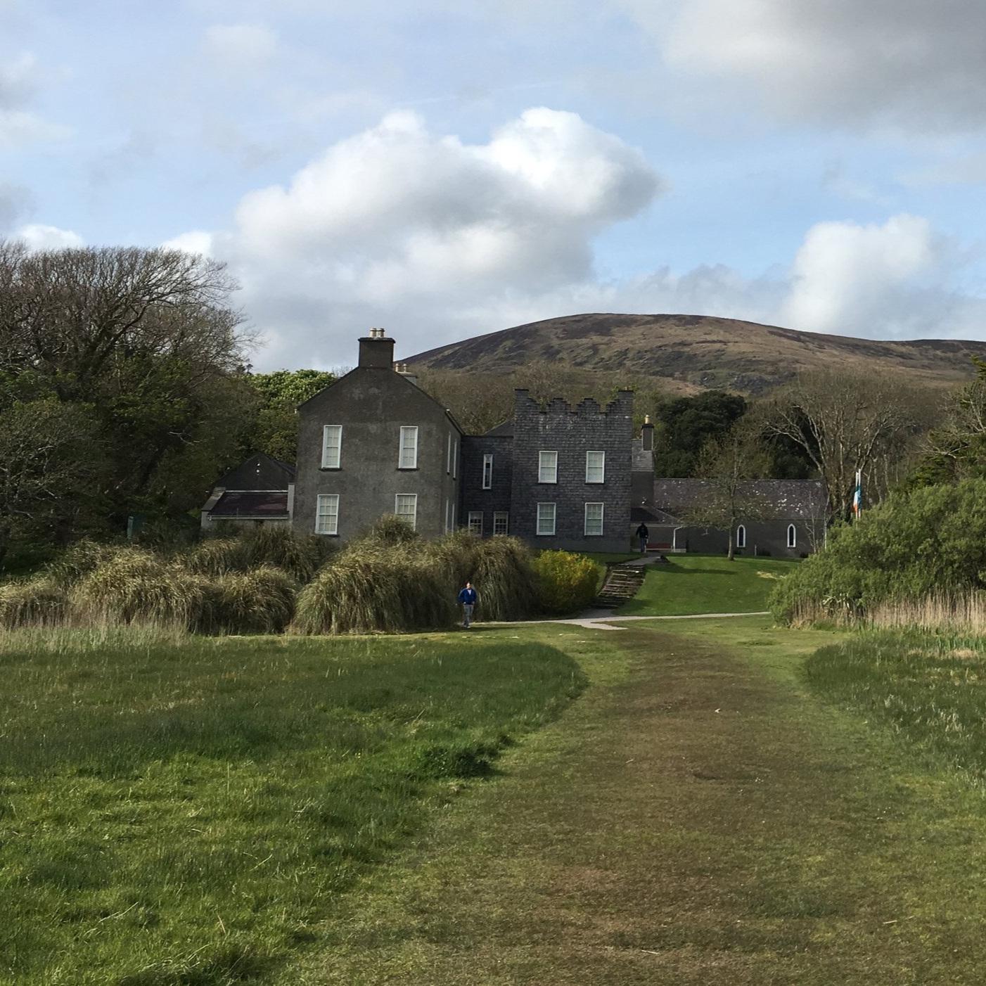 Derrynane House Caherdaniel