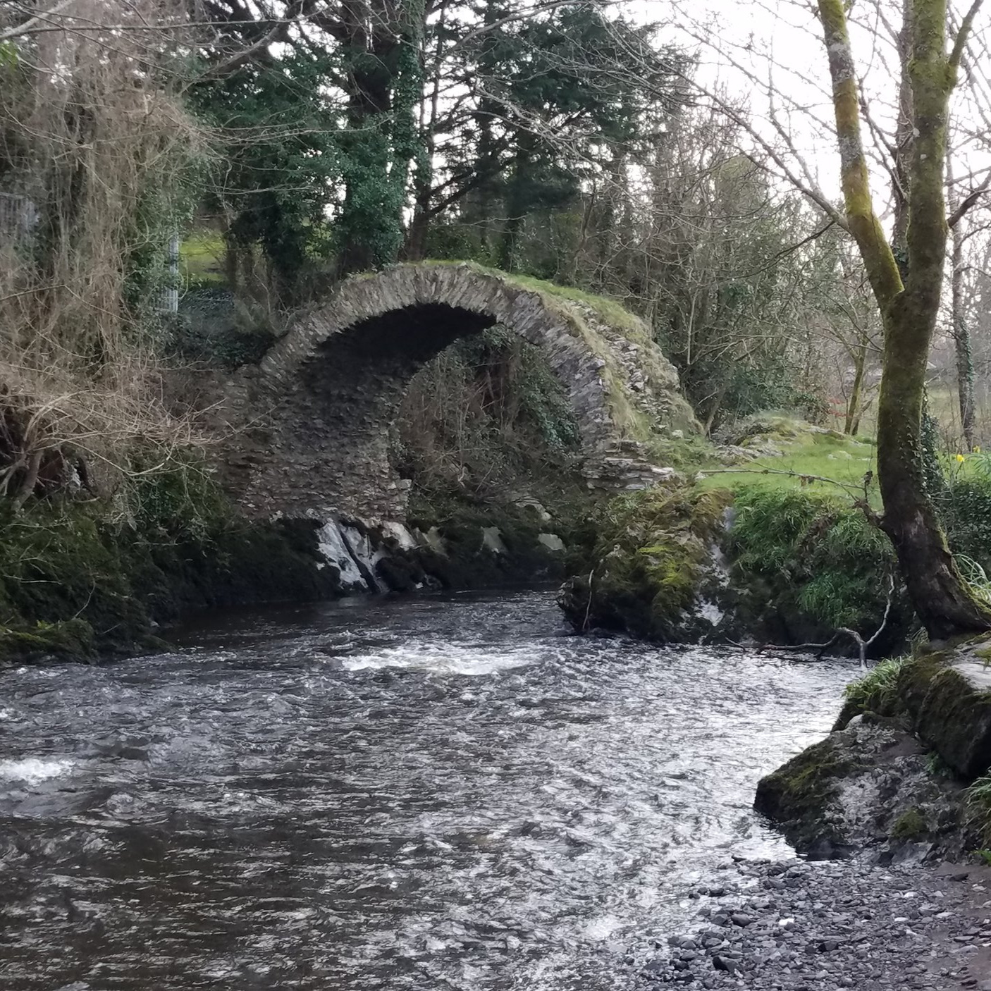 Kenmare Stone Bridge