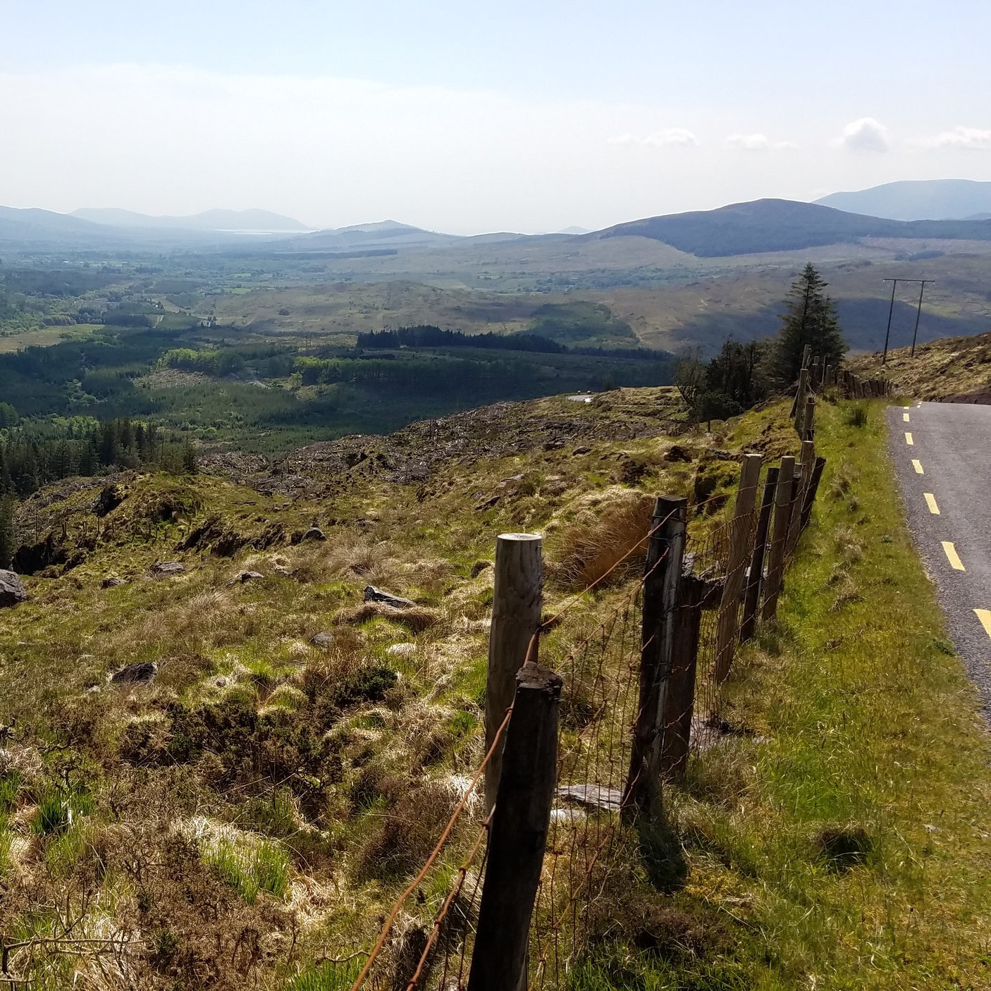 Ballaghisheen Pass
