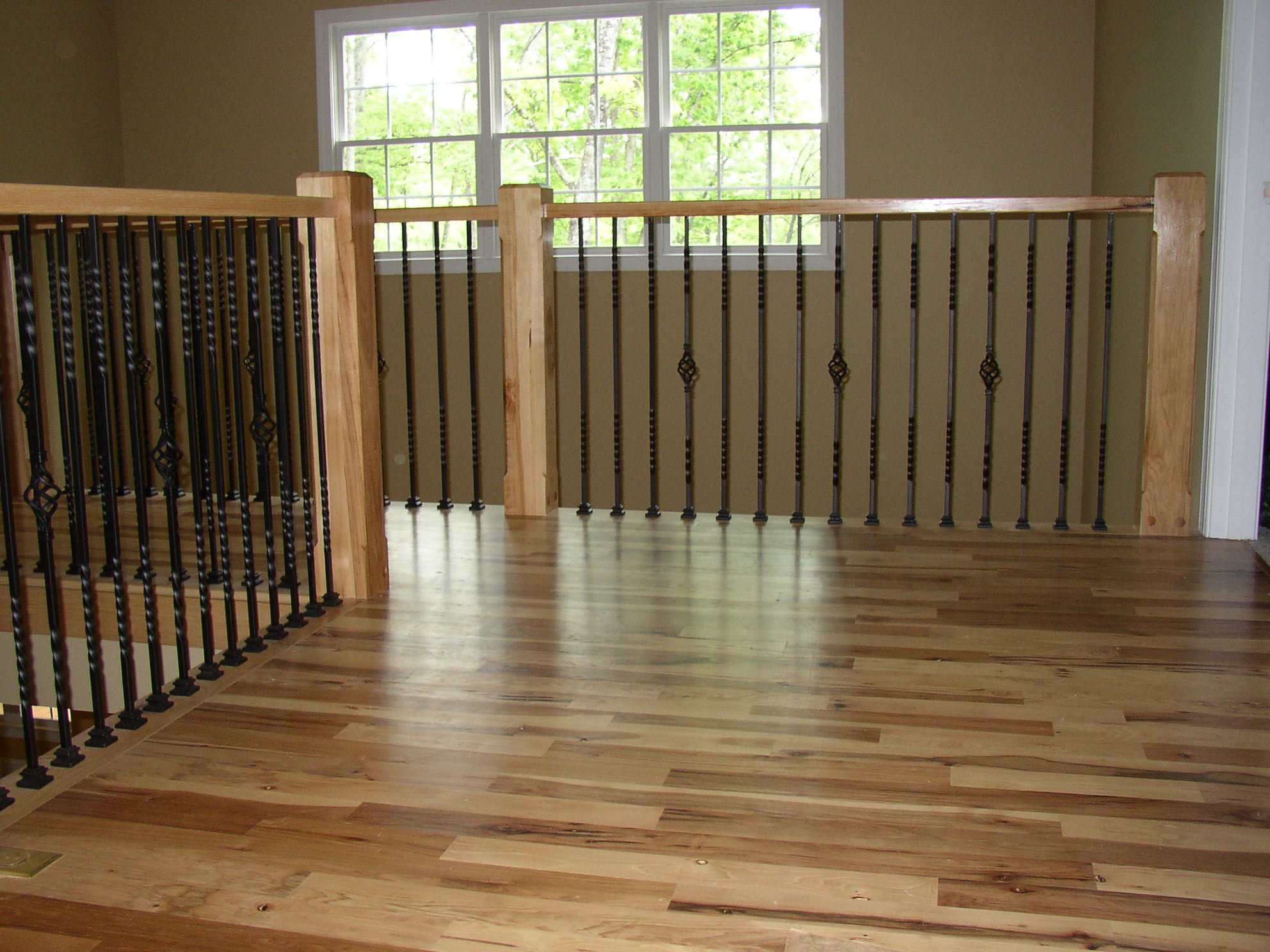 Appalachian Hickory Flooring