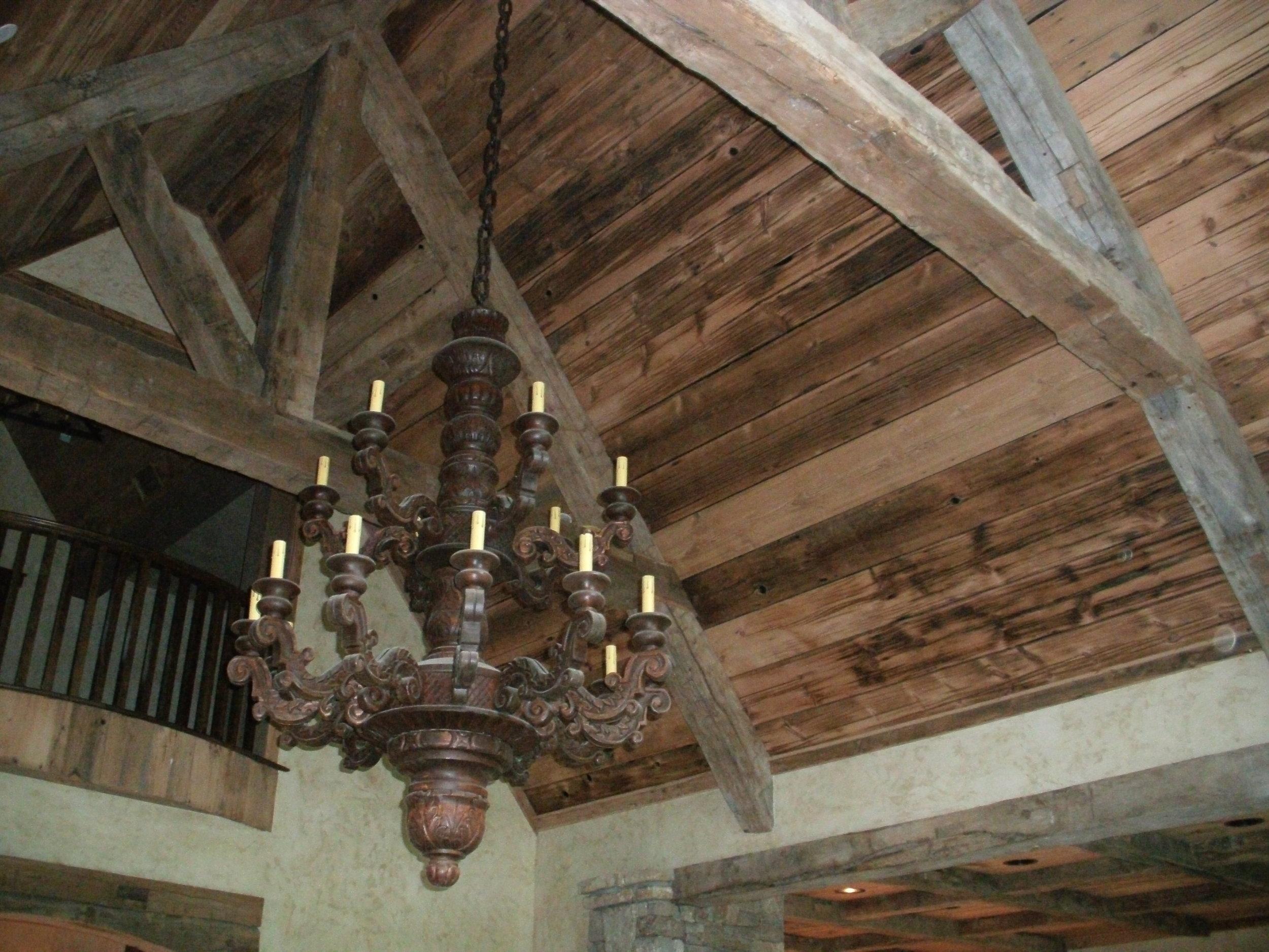 Pine Barn Board