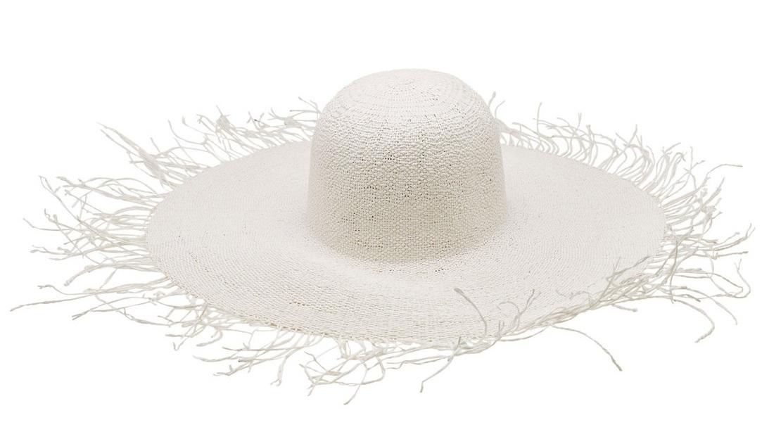 Le Chapeau Riviera Hat by Jacquemus