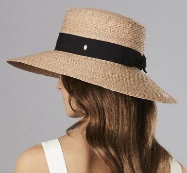Helen Kamiski's —- hat