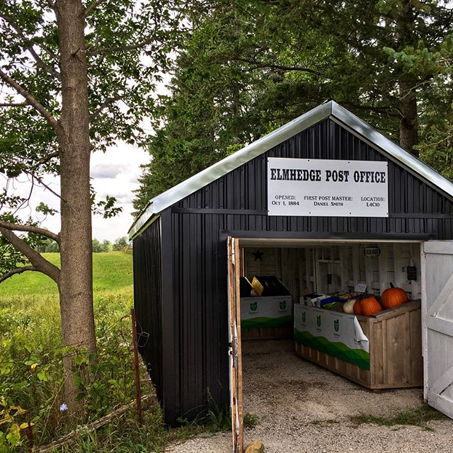 vISIT OUR FARM STAND - 077580 11th Line, Meaford, Ontario.Officially, we're located in the hamlet of Elmhedge, twenty minutes outside of Owen Sound, and twelve minutes from The Municipality of Meaford's downtown core.Our farm stand is open June-October, Saturday and Sundays only from 8am-6pm.