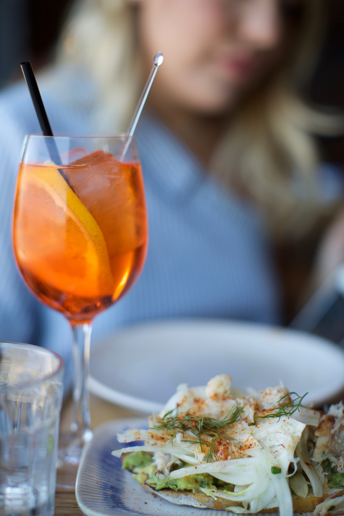 Aperol Spritz – Also known as the cause of my summertime hangovers.