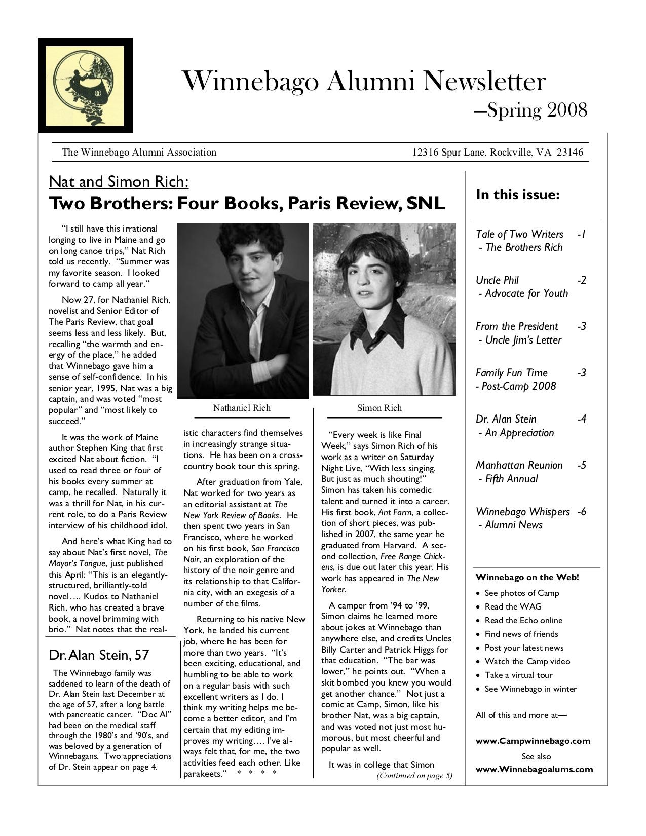 2008 Spring Newsletter.jpg