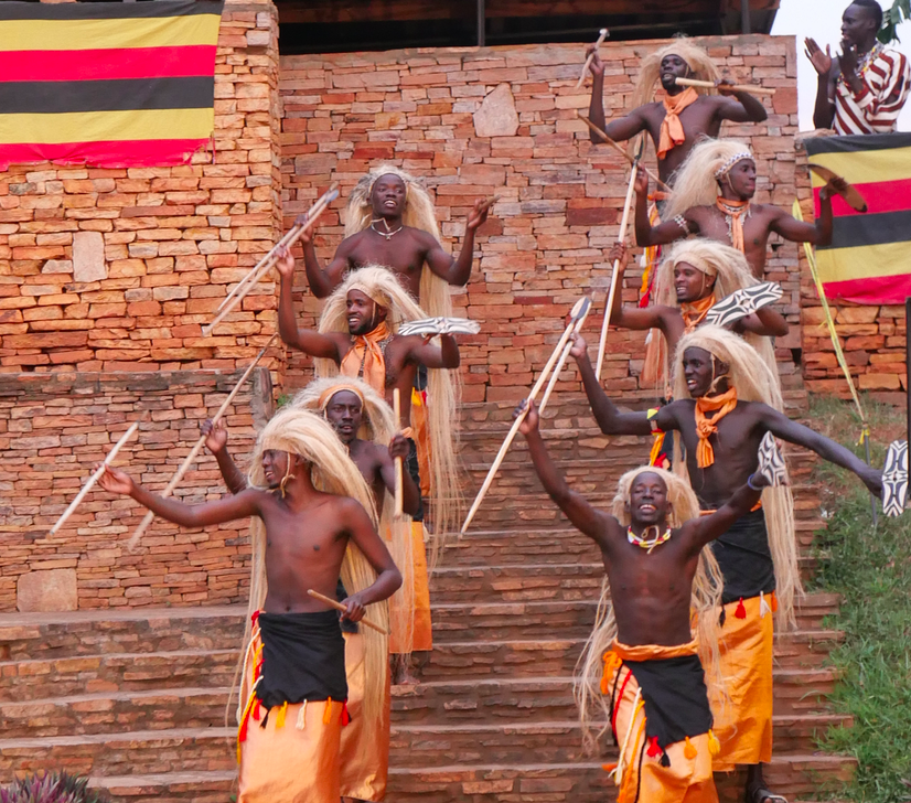 Ndere Cultural Performance