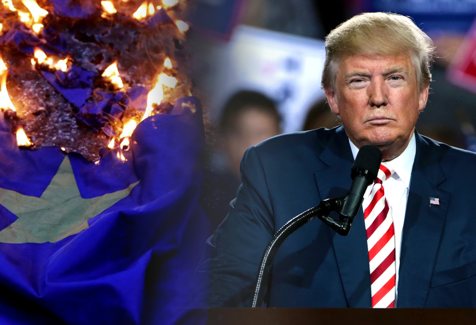 Brexit, Trump & The End of The World - Written by Ben Kinkaid · 28/03/2019Neo-liberalism is hanging on by a thread and the end of the world (as we know it) is upon us…