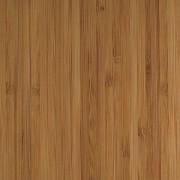 The Amber Tone of Bamboo in Edge Grain