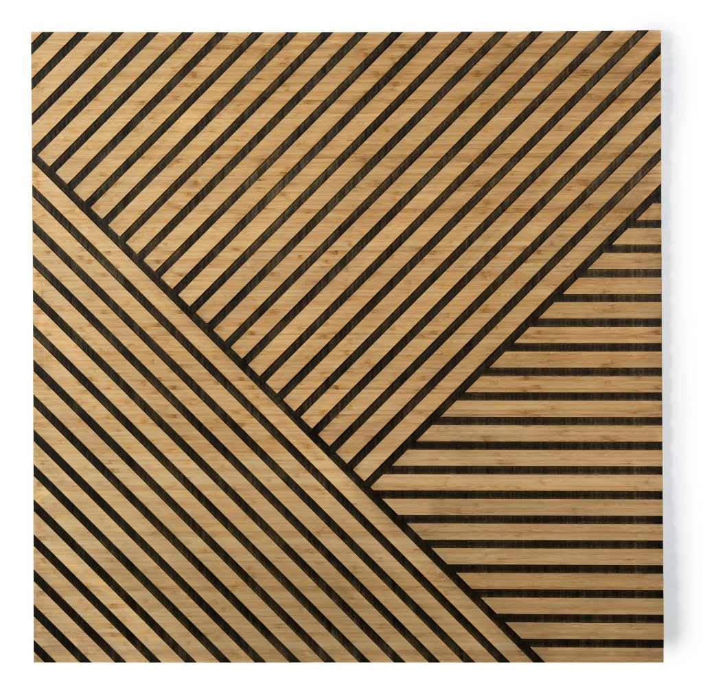 Plyboo Futura Bamboo Panels in French-Noir