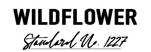 WILDFLOWER FLAG