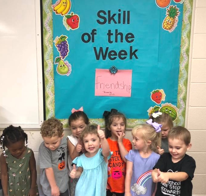 Skill of the Week - Friendship