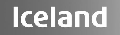 Iceland supermarkets logo