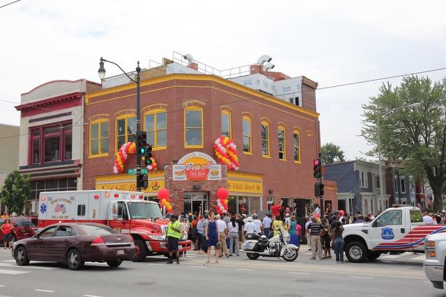 July 8, 2015 - H Street location opens