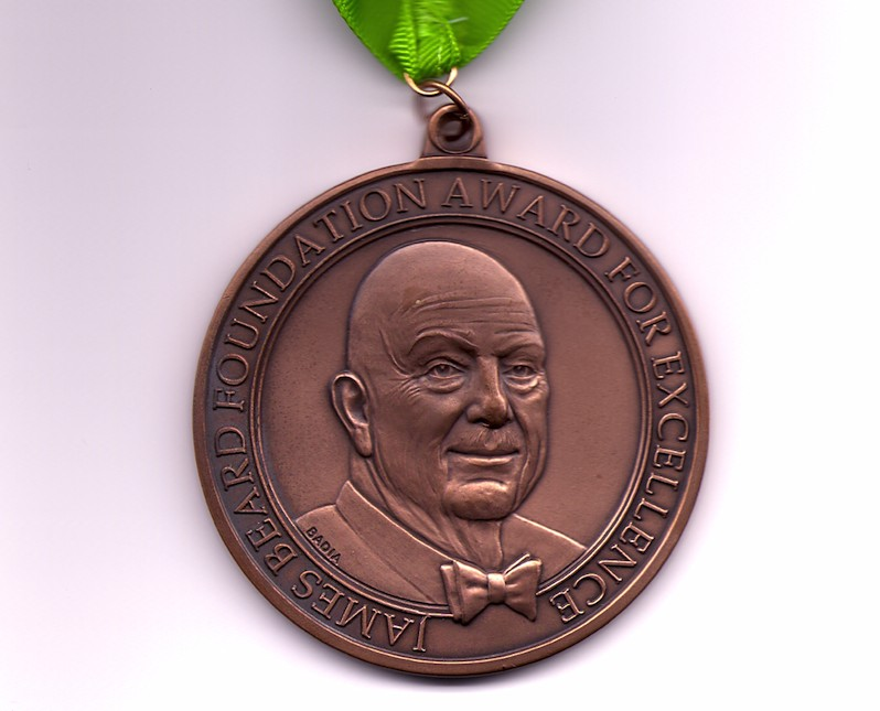 June 20, 2004 - Ben's receives a James Beard Award
