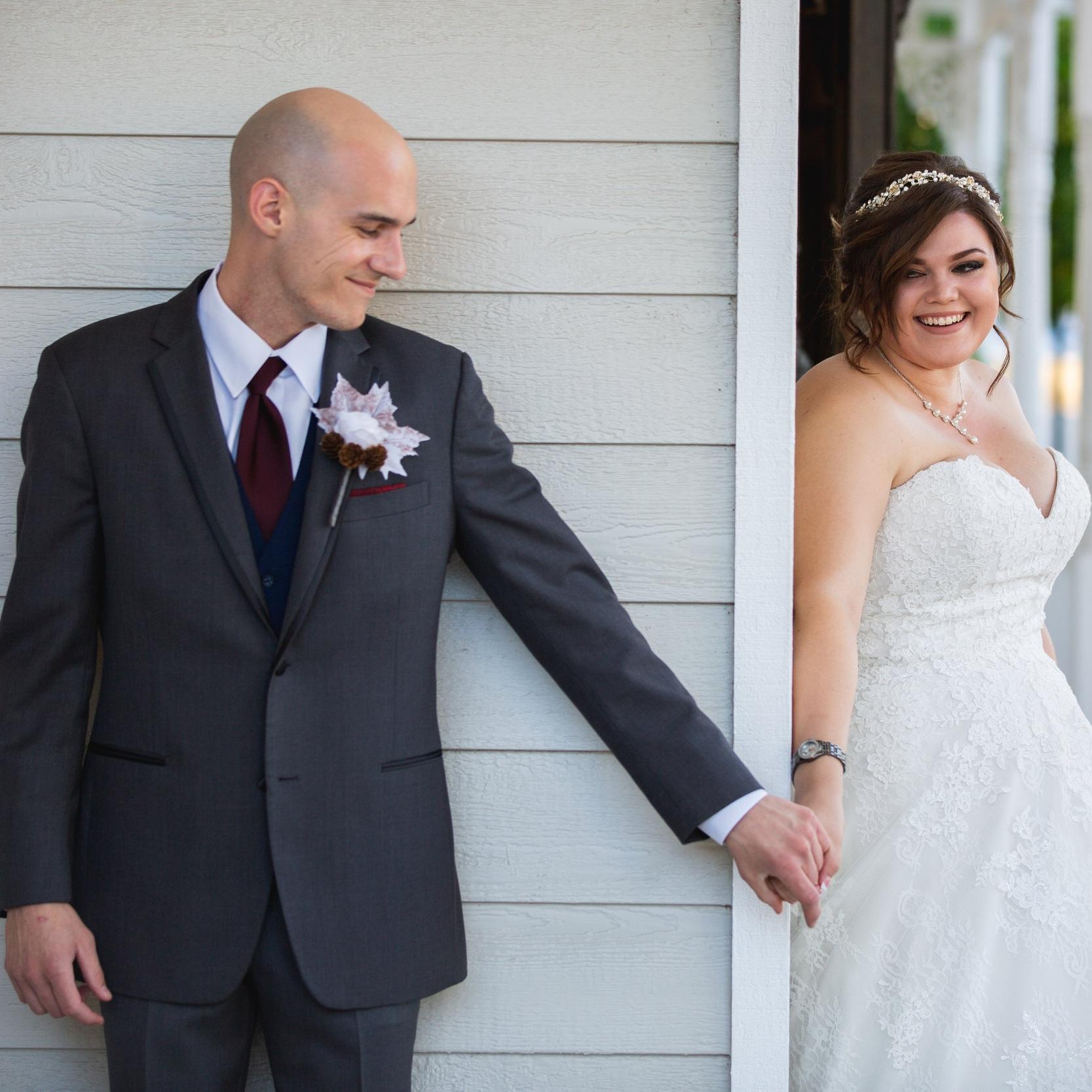 kaleigh & Eric - Wedding Photos
