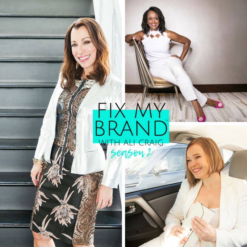 Fix My Brand With Ali Craig®