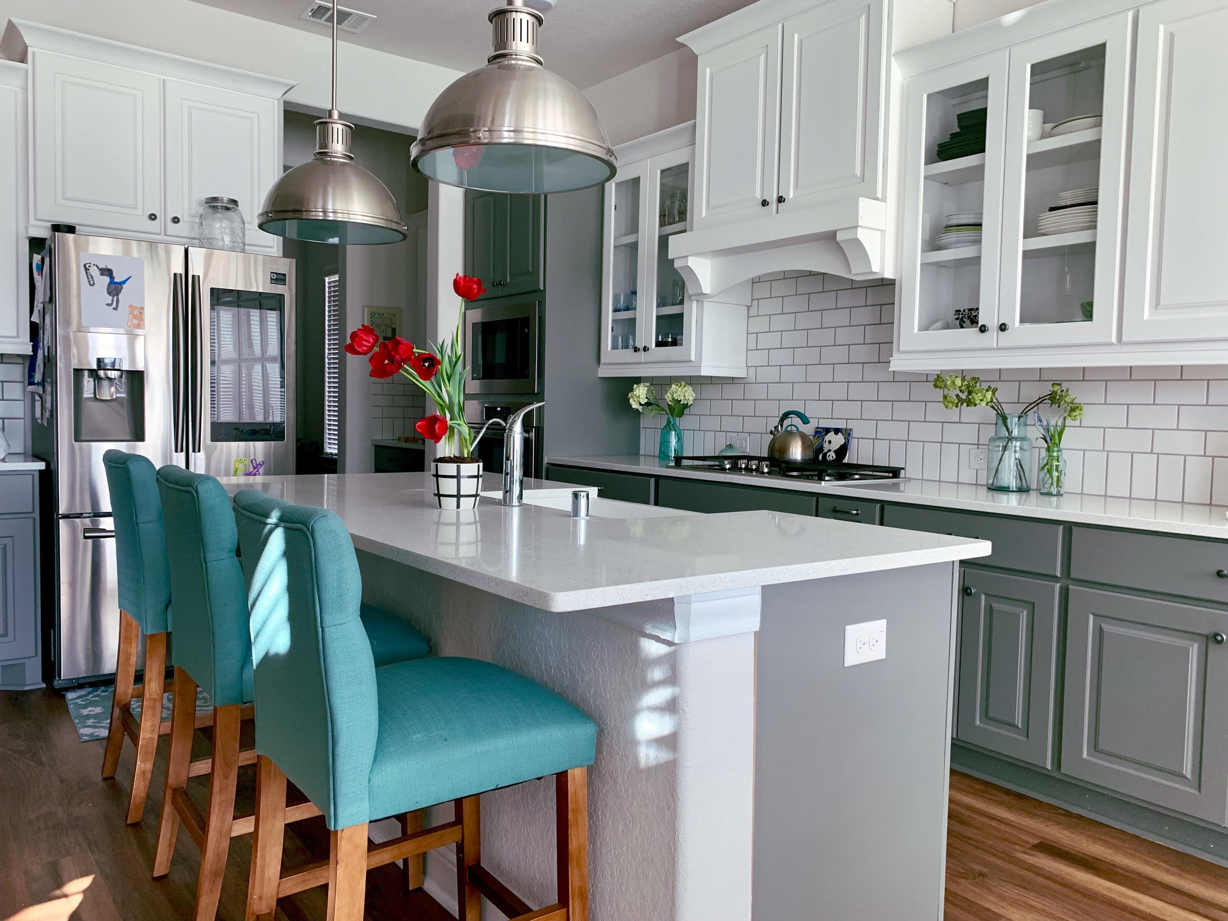 HOME - Budget friendly projects and creations done to make our house a home.