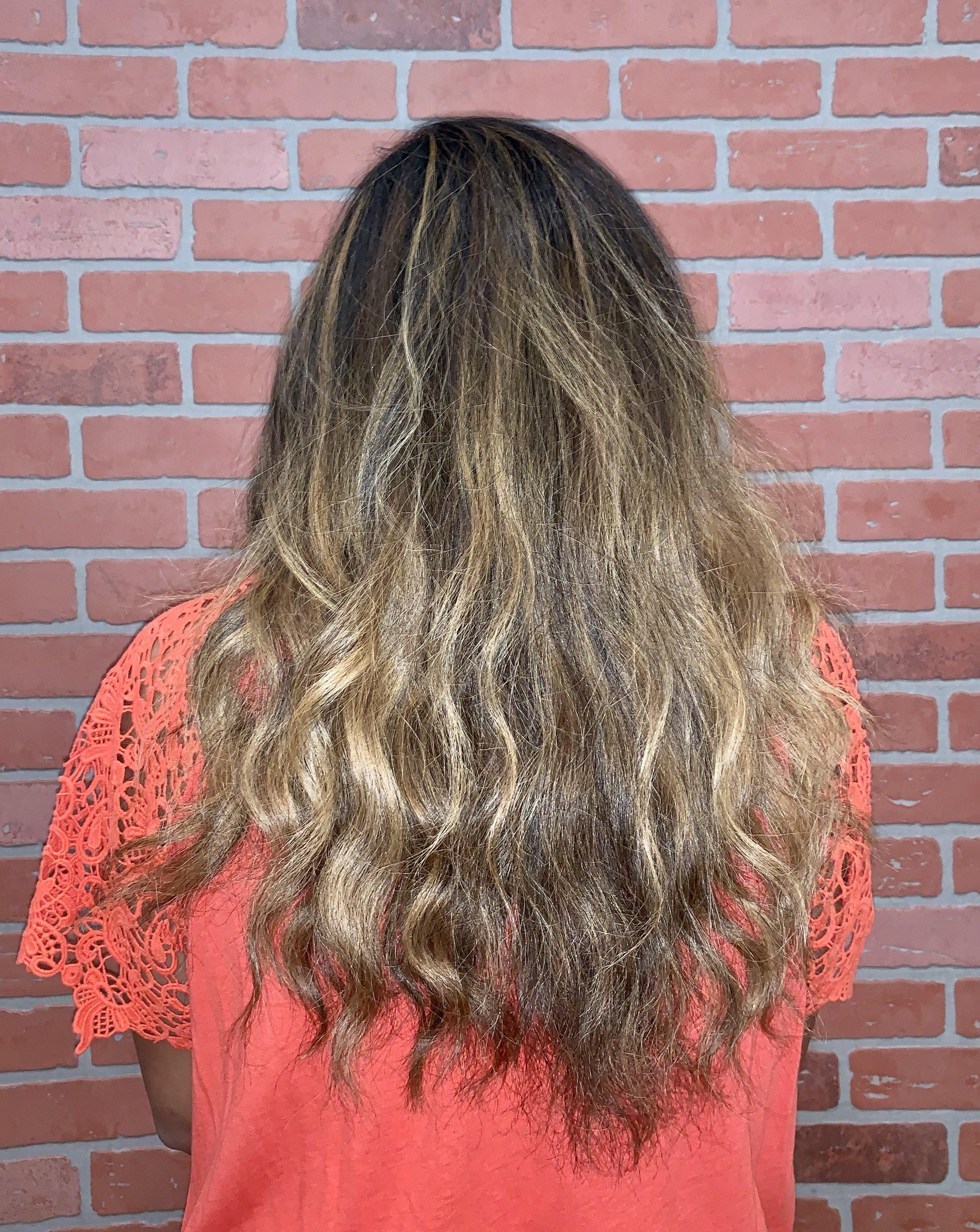Added curls