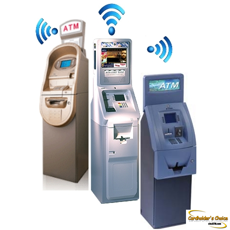 Legacy ATMs -