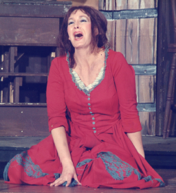 as Nancy in Oliver