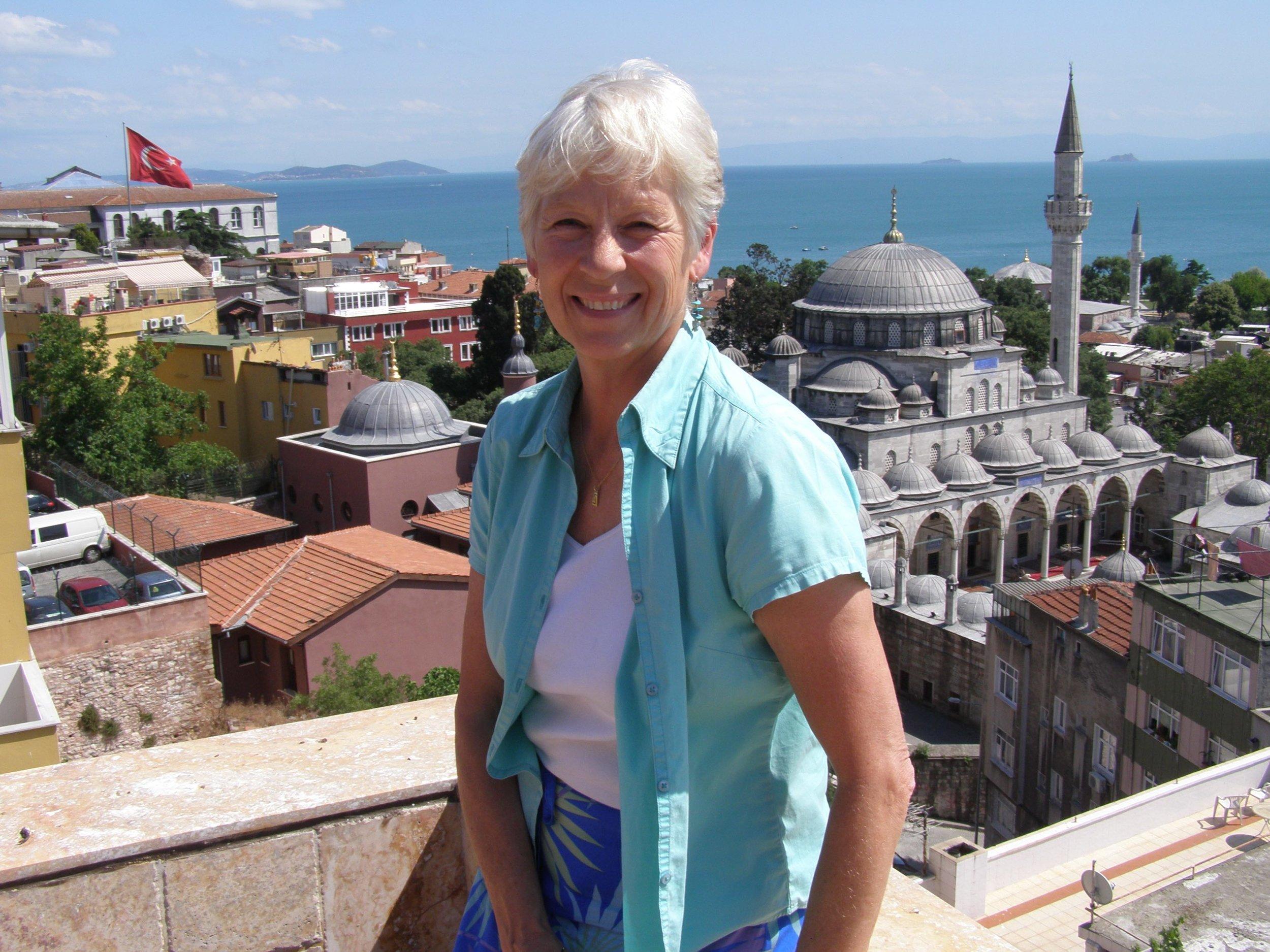 Ann Marie over Istanbul.jpg