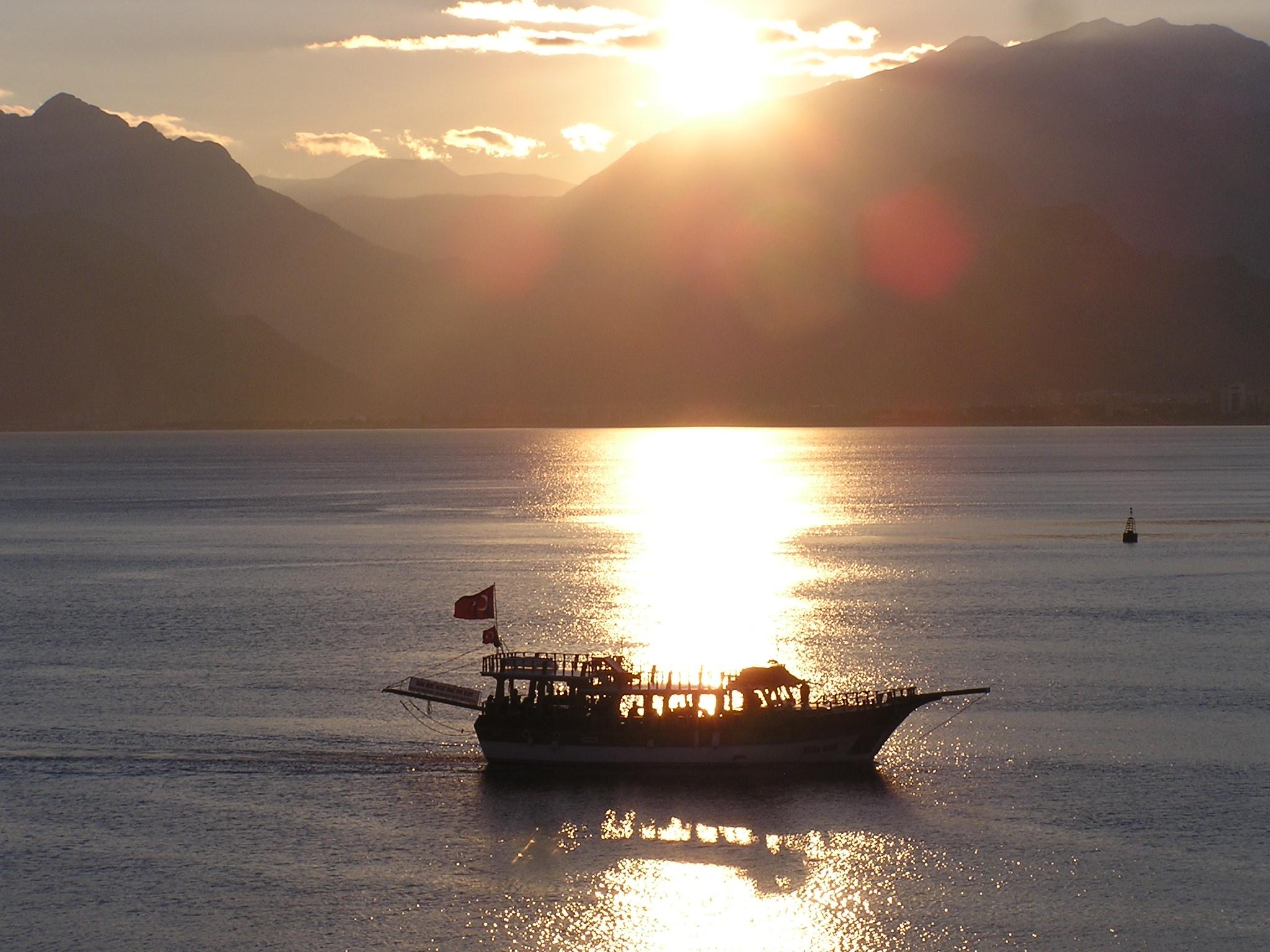 Evening boat Mediterranean copy.jpg