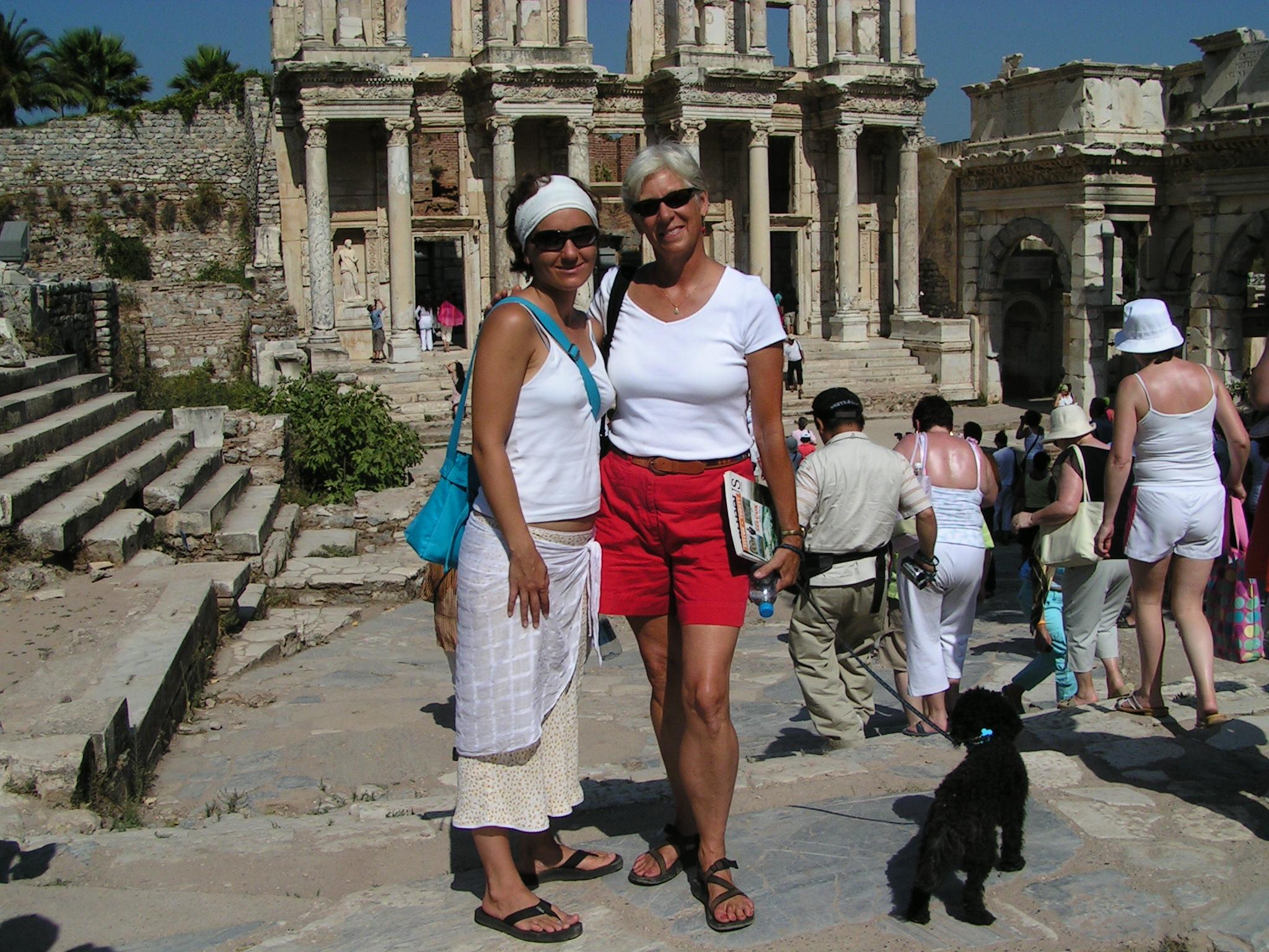Jana, Ann Marie Ephesus copy.jpg