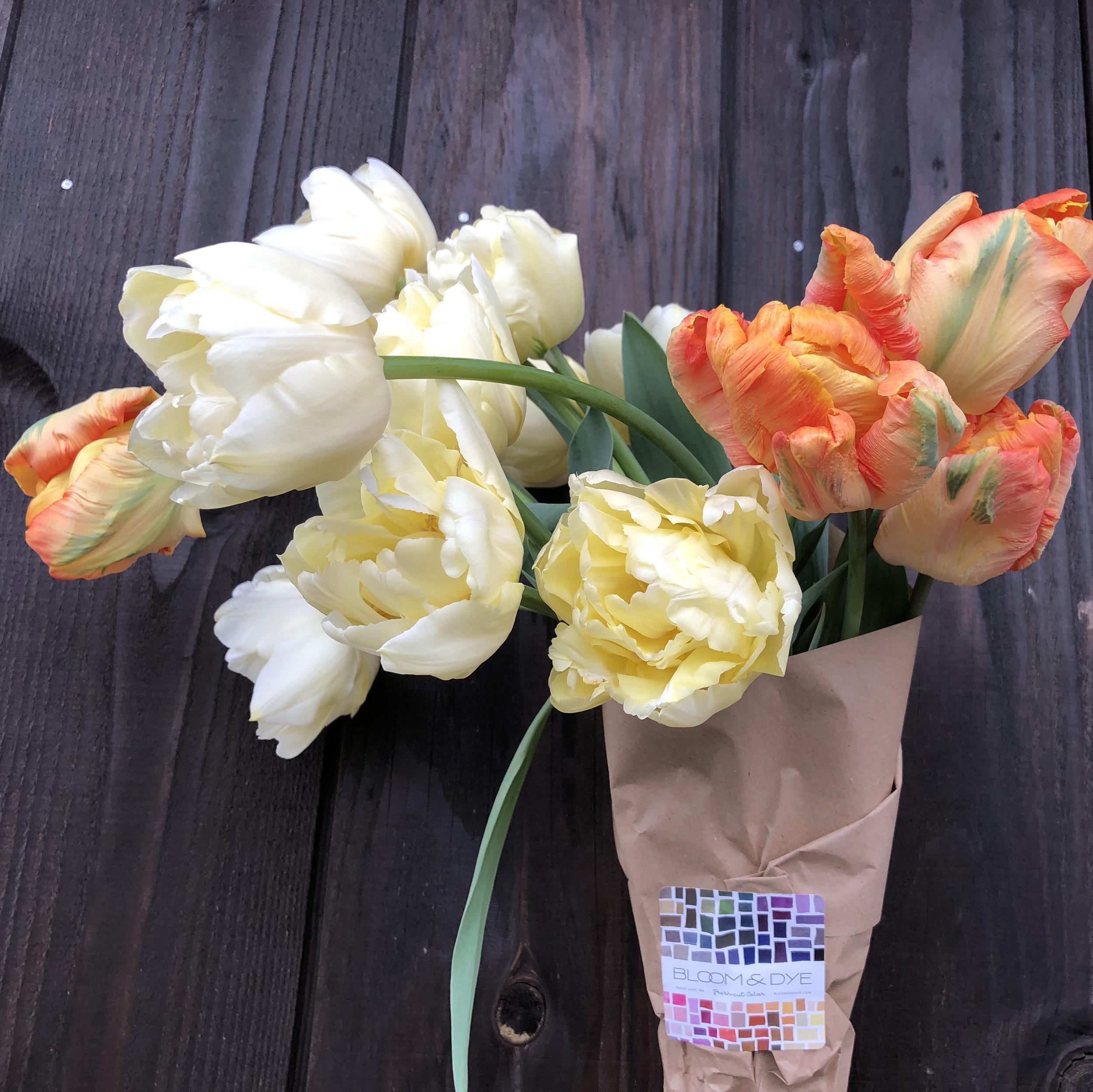 April 4 Bouquet