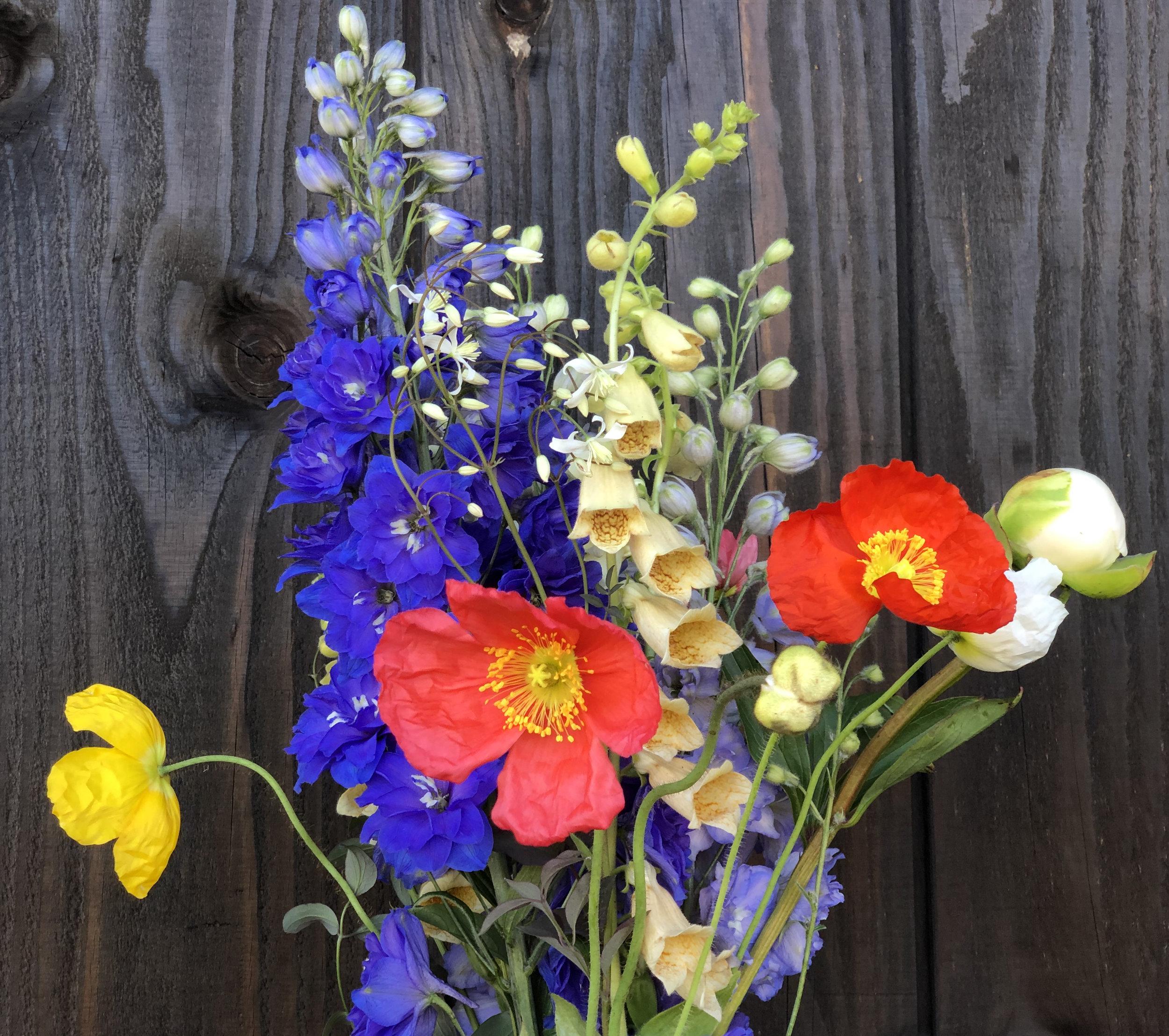 June 13 Bouquet