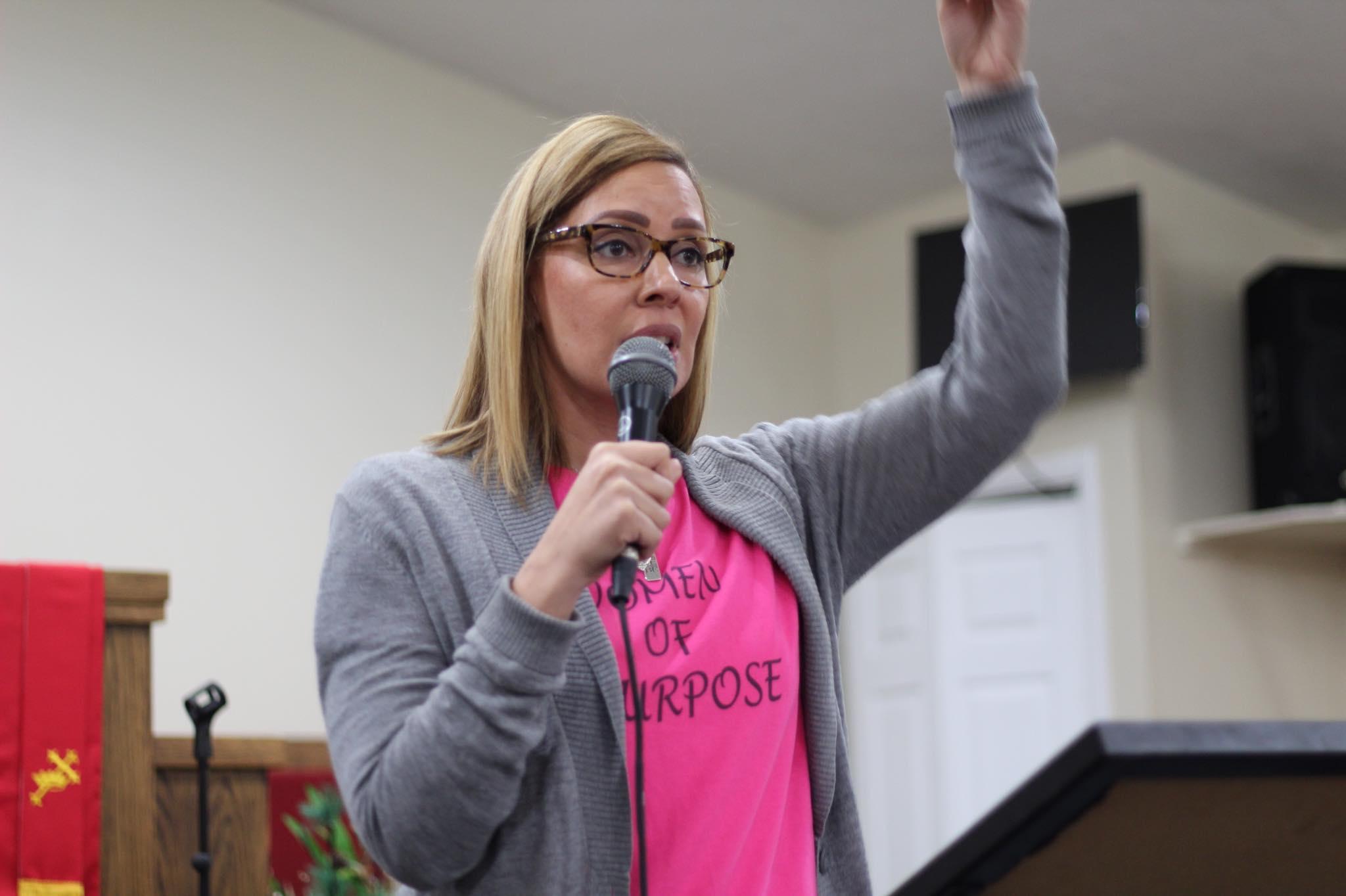 Evangelist Leslie Williams