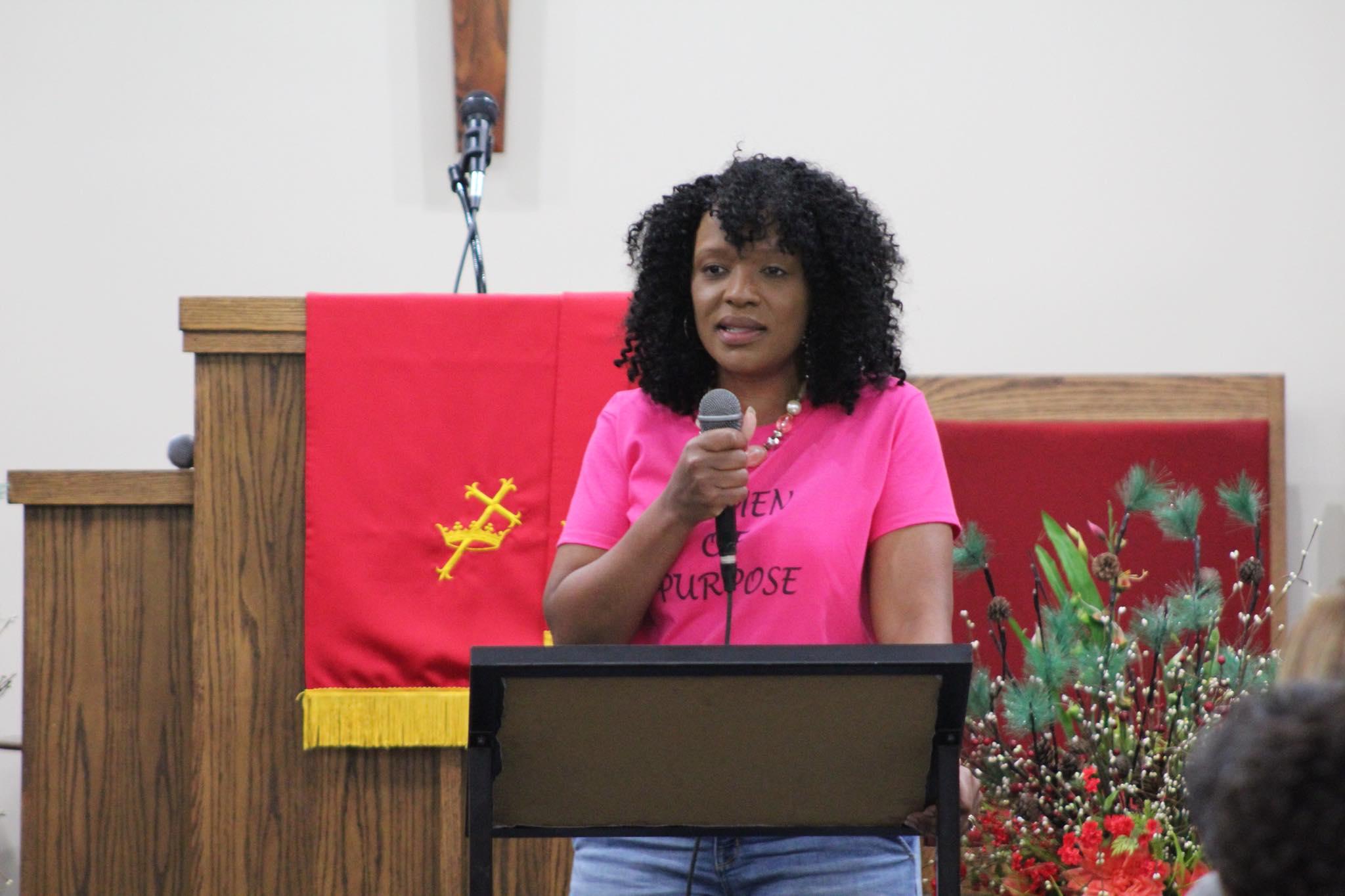 Author Cynthia Jackson