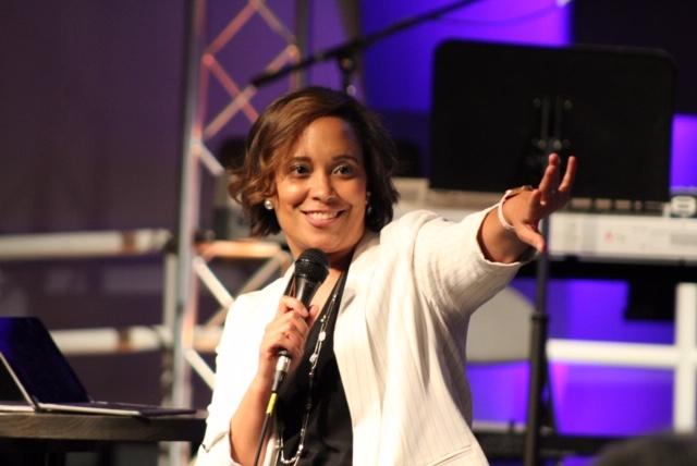 WOP Founder & Speaker, La-Kita Gilmore