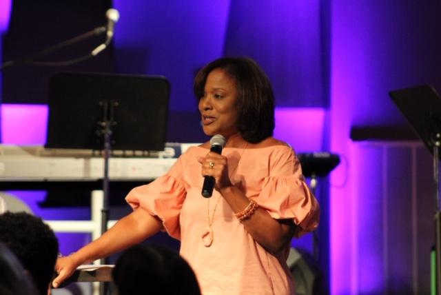 Author & Speaker, Cynthia Jackson