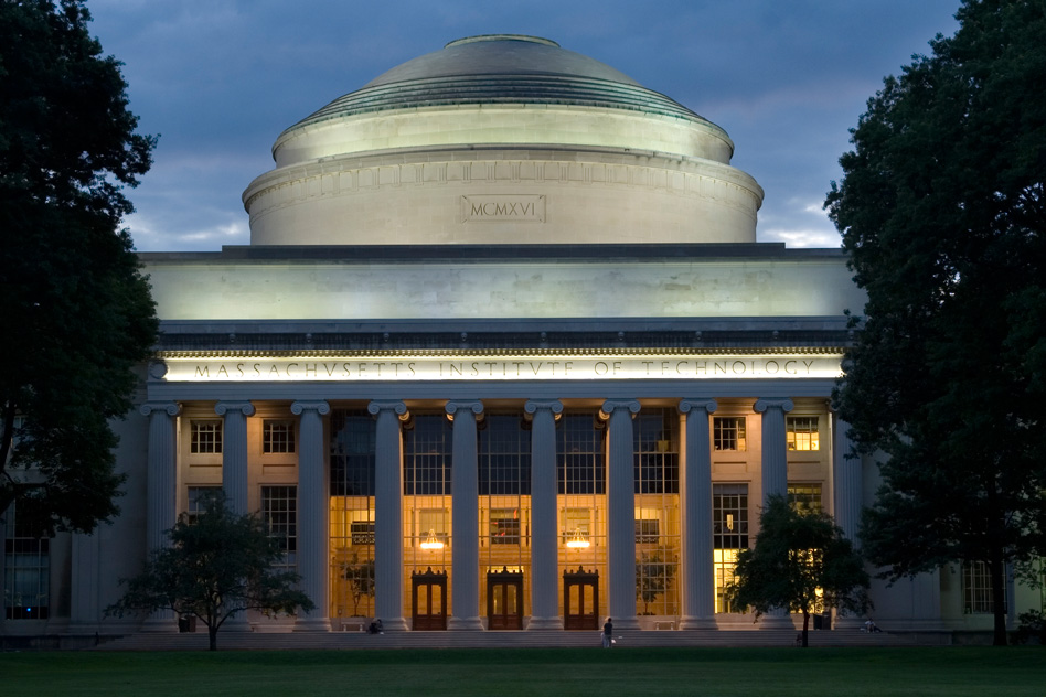 Photo: MIT Dome, by  Christopher Harting