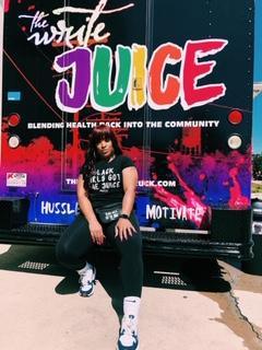 Joshlyn Turner, Owner of The Write Juice